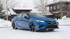 Toyota Camry AWD chốt giá từ 1.400 USD tại Mỹ