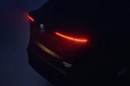 """Toyota xác nhận trình làng mẫu CUV """"Yaris"""" tại #GMS2020"""